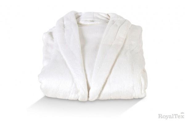 Bachas Blancas Para Baño:Inicio > Baño > Batas de baño > Batas de baño 100% algodón