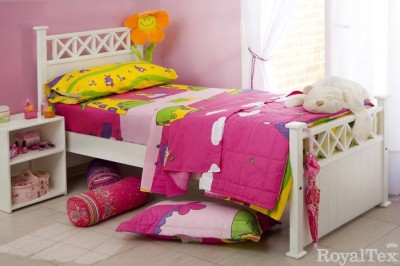Juego de sábanas infantil 180 hilos